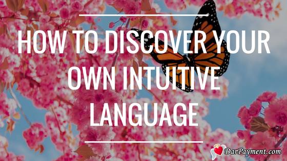 how to discover your own intuitive language