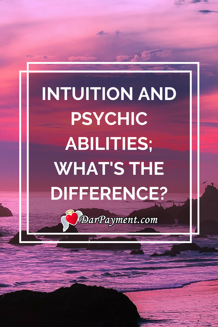 Intuition and Psychic Abilities