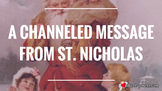 a channeled message from st. nicholas