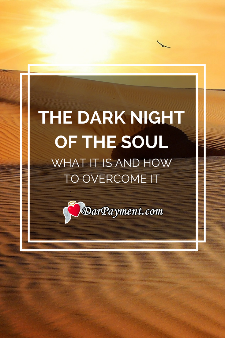 dark night of the soul 29 quotes have been tagged as dark-night-of-the-soul: philip k dick: 'don't try to solve serious matters in the middle of the night', anthon st maarte.