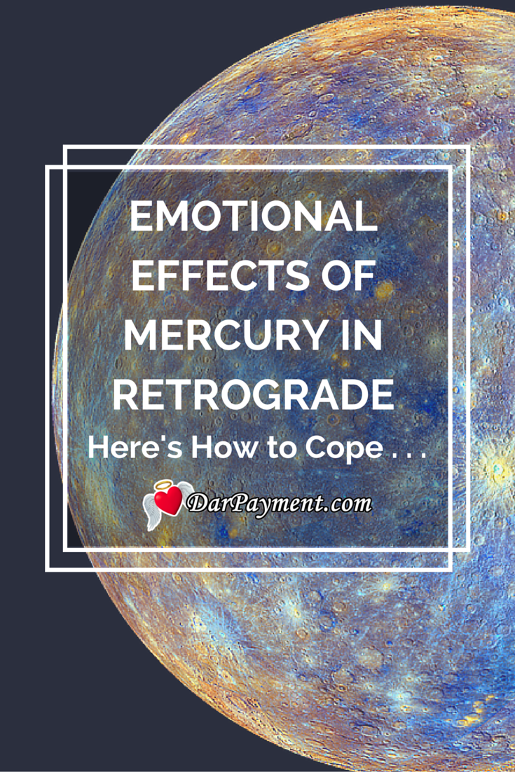 Emotional Effects of Mercury in Retrograde - Dar Payment