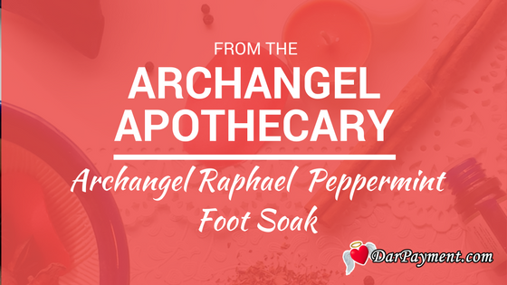 archangel apothecary peppermint foot soak
