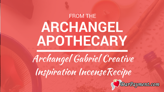 archangel gabriel creative inspirations incense
