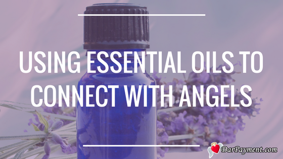 using-essential-oils-to-connect-with-angels