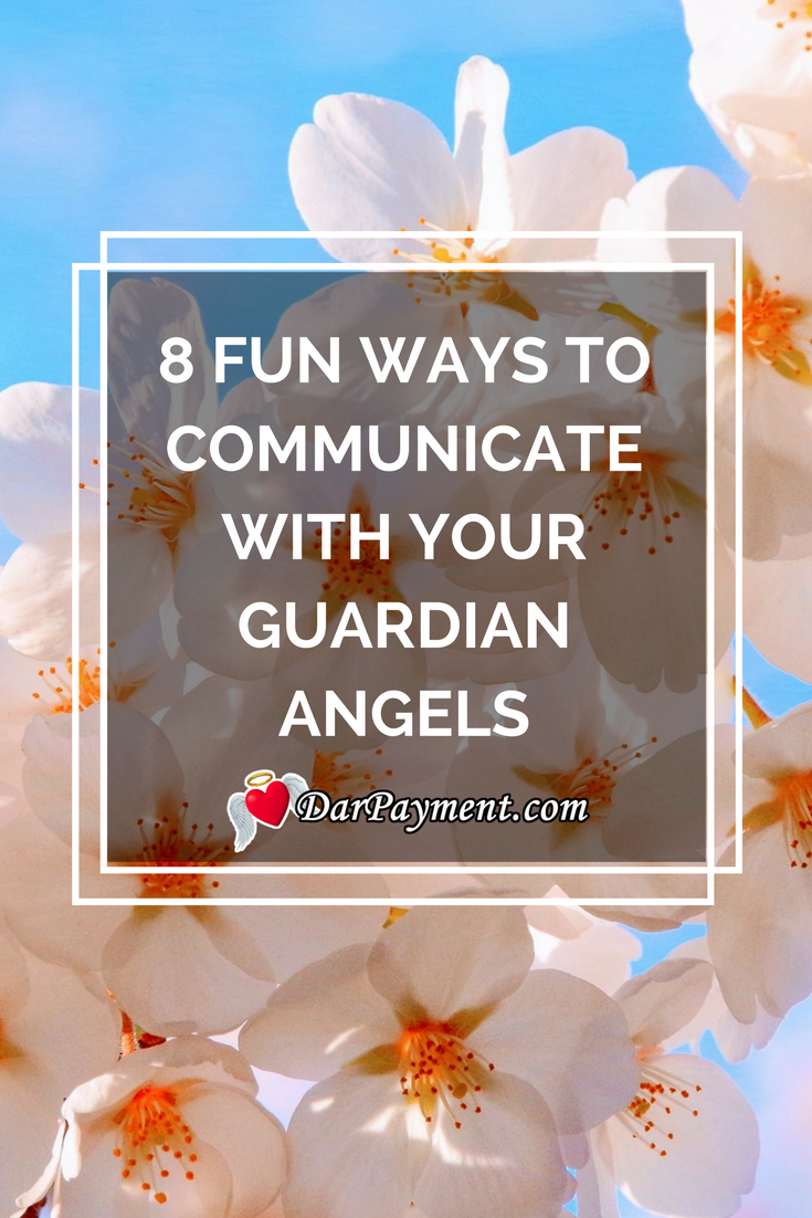 8 Fun Ways To Communicate With Your Guardian Angels