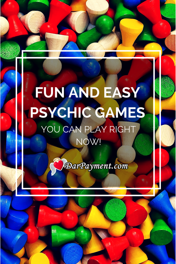 Fun And Easy Psychic Games