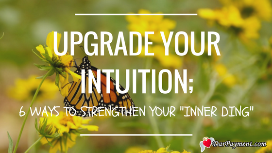 upgrade your intuition