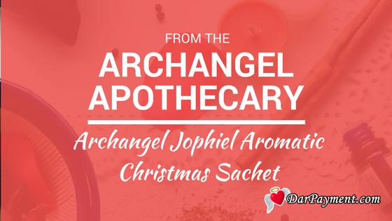 archangel-jophiel-christmas-sachet